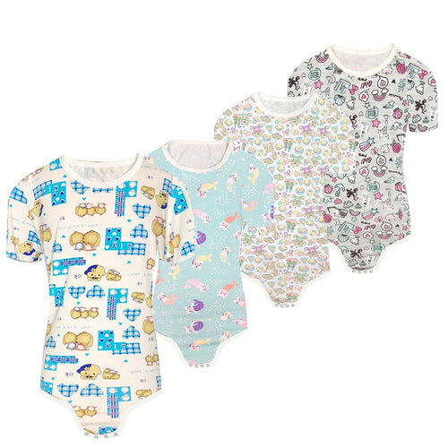 ABDL Snap Crotch Diaper Onesie