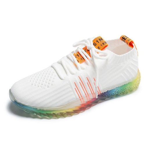 LGBT+ Rainbow Sole Sneakers