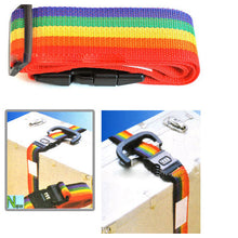 Load image into Gallery viewer, Travel Luggage Safety Belt Strap