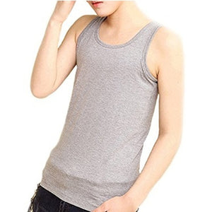 Chest Binder Cotton Tank Top