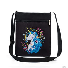 Load image into Gallery viewer, LGBT+ Pride Crossbody Travel Bag