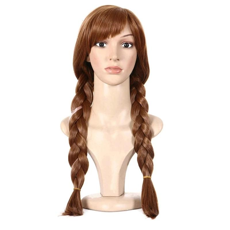 Drag Queen Braided Wig