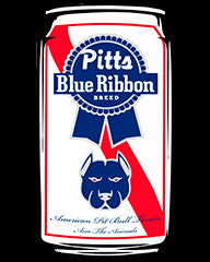 Pitts Blue Ribbon Design