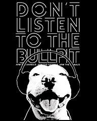 Don't Listen to the Bullpit