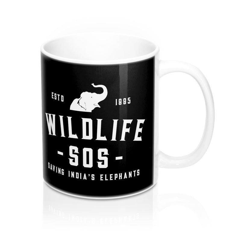 Accessory | WLSOS (1995) (White) | Coffee Mug