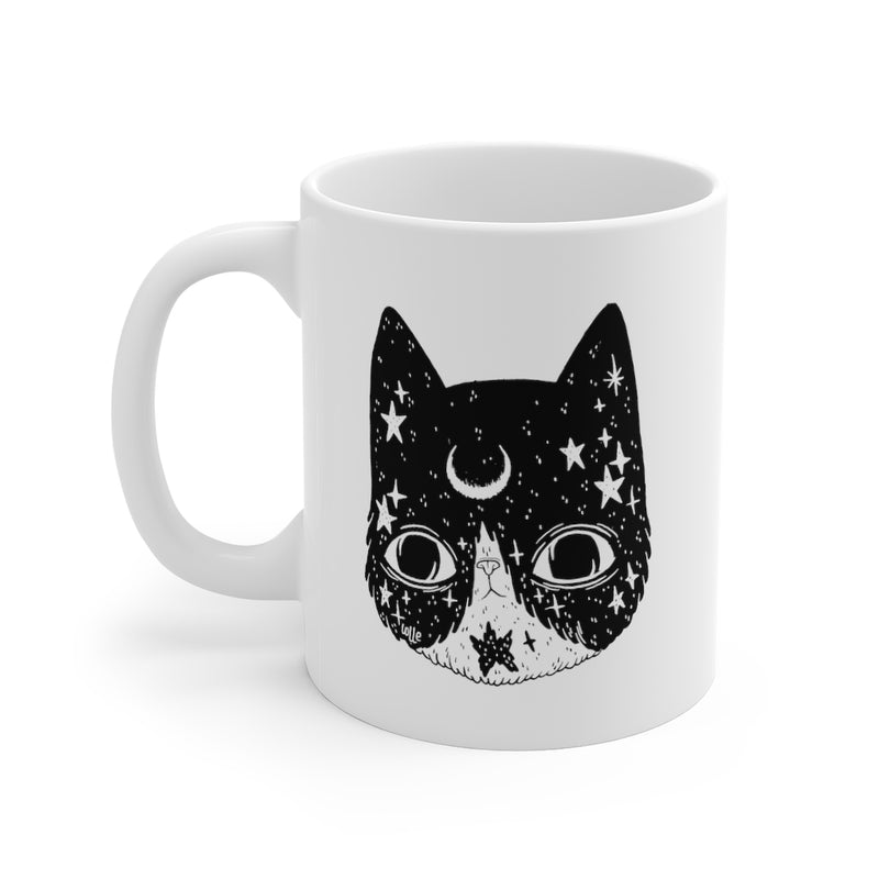 Accessory | Crescent Cat | Coffee Mug