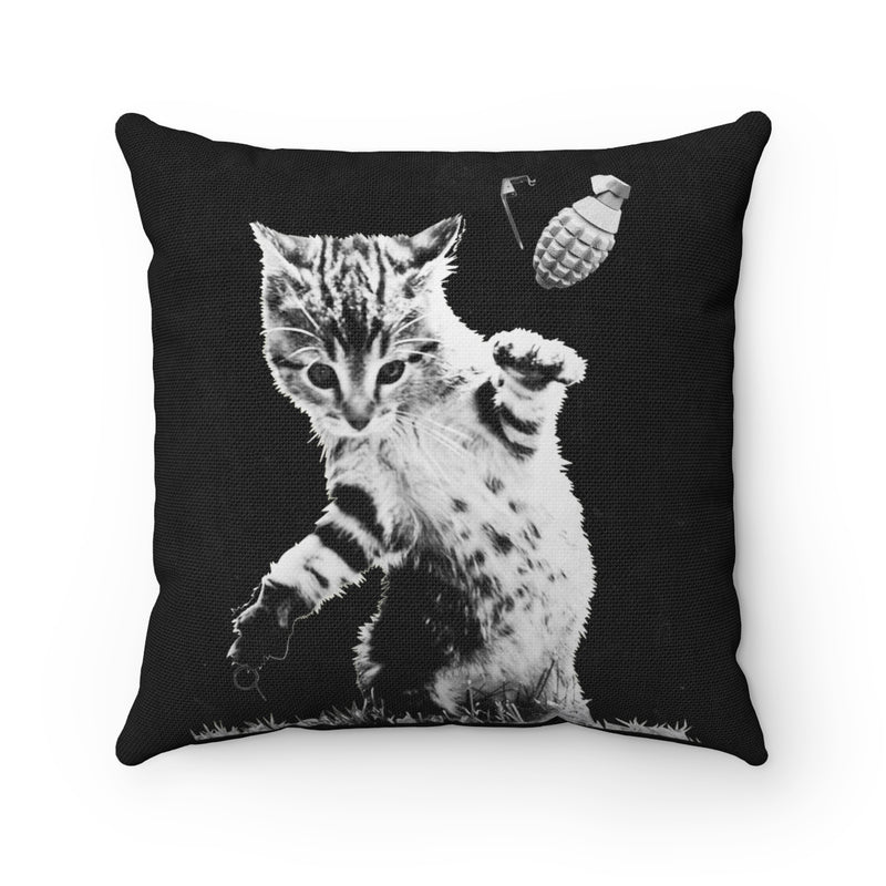 Accessory | Catastrophe 2.0 | Square Pillow