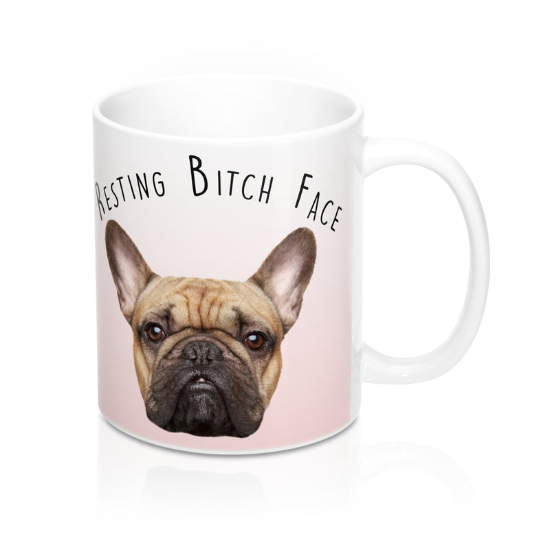 Accessory | Resting Bitch Face | Coffee Mug