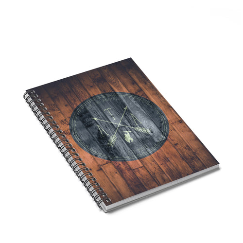 Accessory | ATA Arrows | Spiral Notebook - Ruled Line