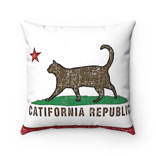Home Goods | Catifornia Republic | Square Pillow