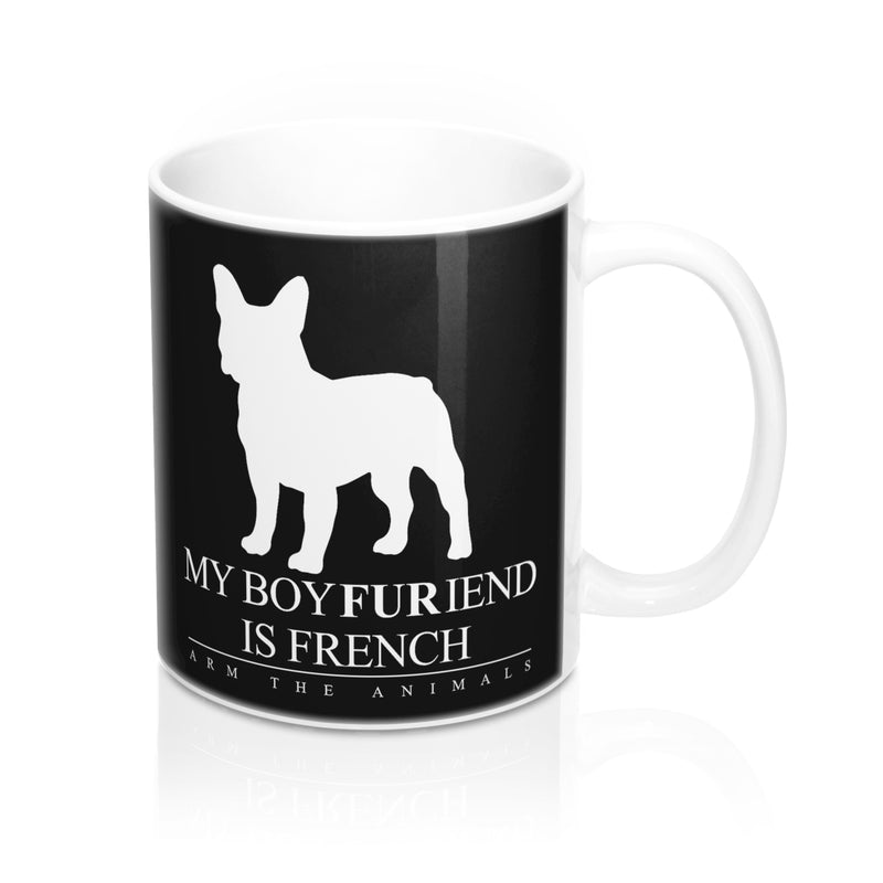 Accessory | BoyFURiend Frenchie | Coffee Mug