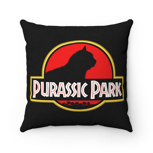 Home Goods | Purassic Park | Square Pillow