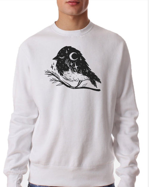 Men's | Besom Bird | Crewneck Sweatshirt