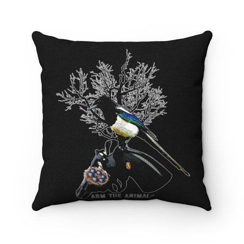 Home Goods | 357 Magpie | Square Pillow