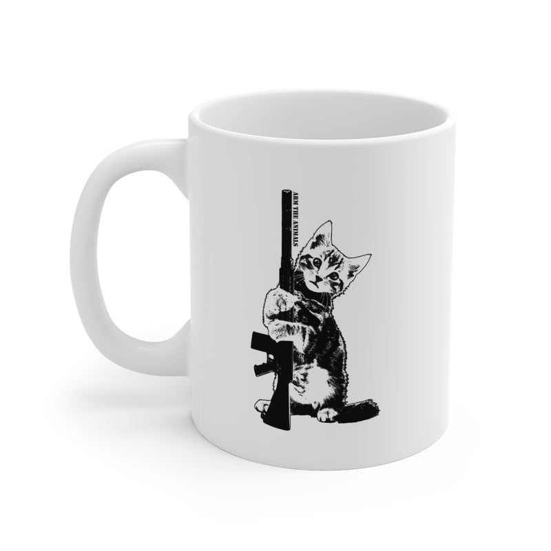 Accessory | Ain't Kitten Around | Coffee Mug