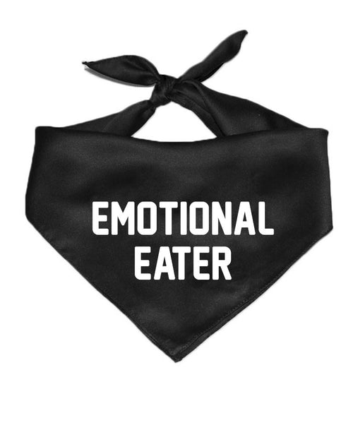 Accessory | Emotional Eater | Pet Bandana