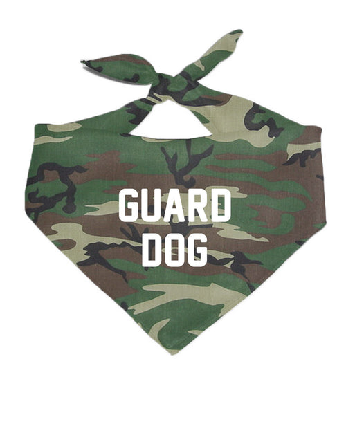 Pet | Guard Dog | Bandana