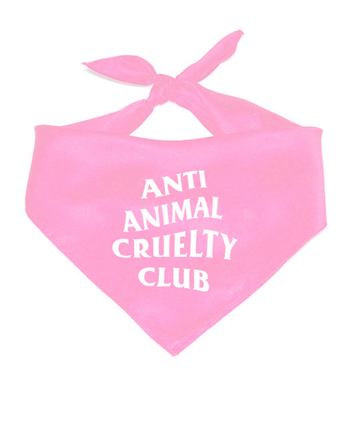 Accessory | Anti Animal Cruelty Club | Pet Bandana