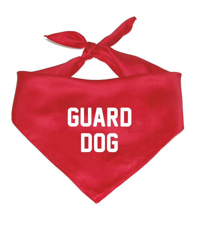 Accessory | Guard Dog | Pet Bandana