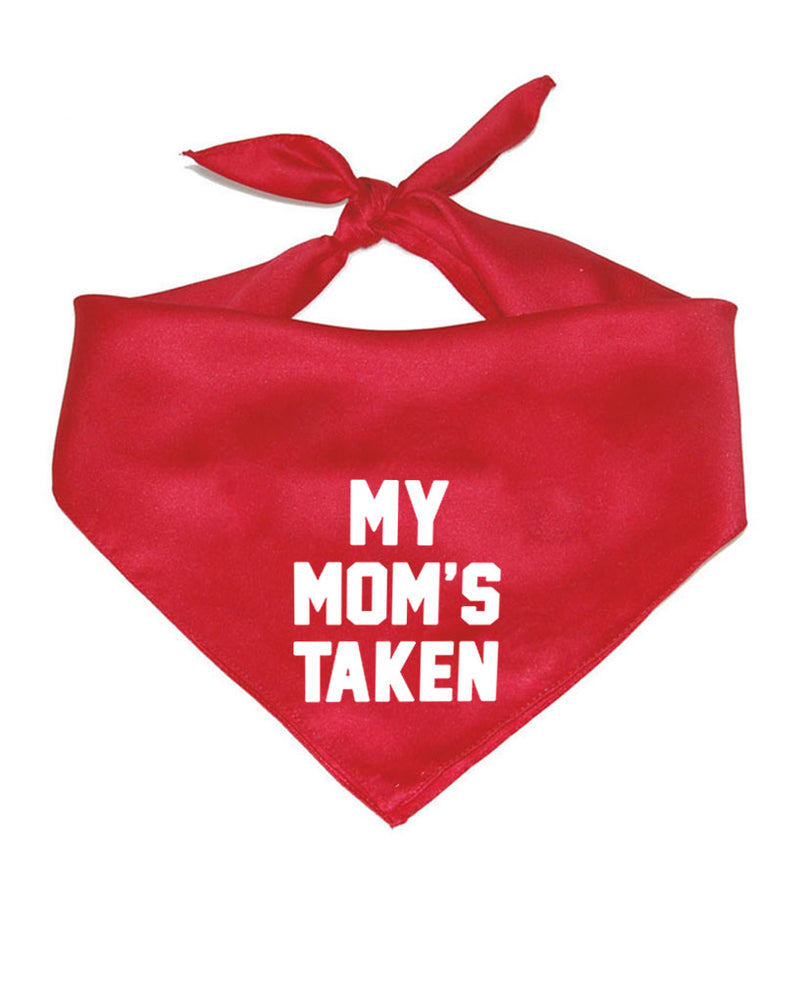Accessory | My Mom's Taken | Pet Bandana