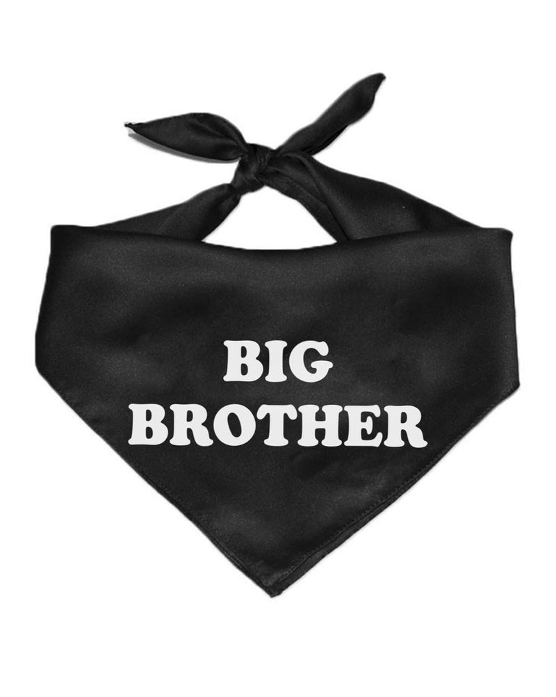 Accessory | Big Brother | Pet Bandana