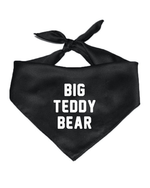Pet | Big Teddy Bear | Bandana
