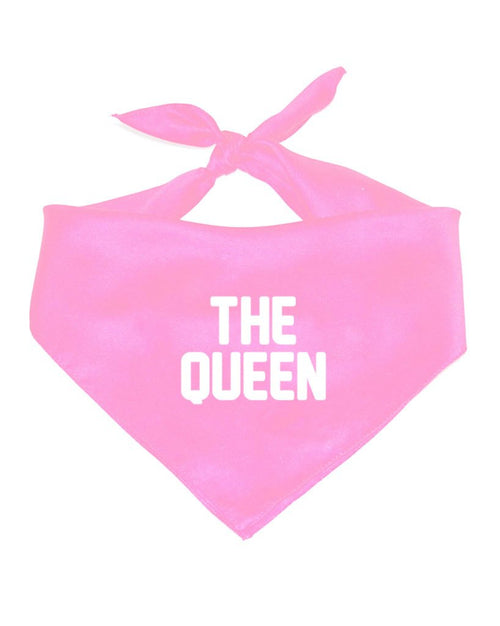 Pet | The Queen | Bandana