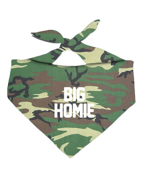 Pet | Big Homie | Bandana