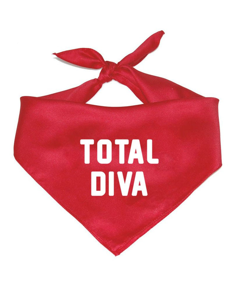 Pet | Total Diva | Bandana