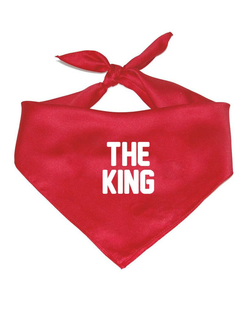 Pet | The King | Bandana