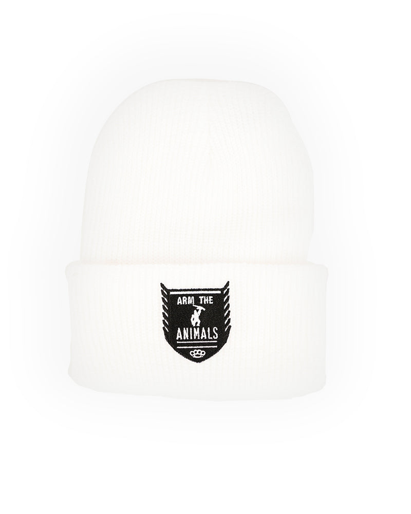 Accessory | ATA Shield Logo | Cuffed Beanie