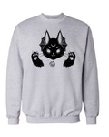 Men's | Coven Cat | Crewneck Sweatshirt