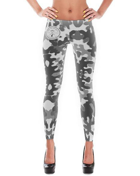 Women's | Blue Dream Camo | Leggings