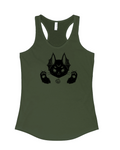 Women's | Coven Cat | Ideal Tank Top