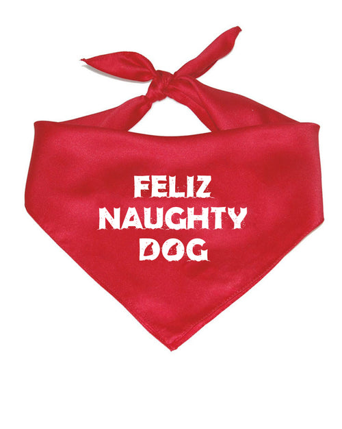 Pet | Feliz Naughty Dog | Bandana