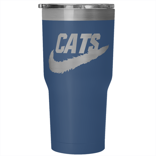 Accessory | Just CATS It | 30 Ounce Vacuum Tumbler