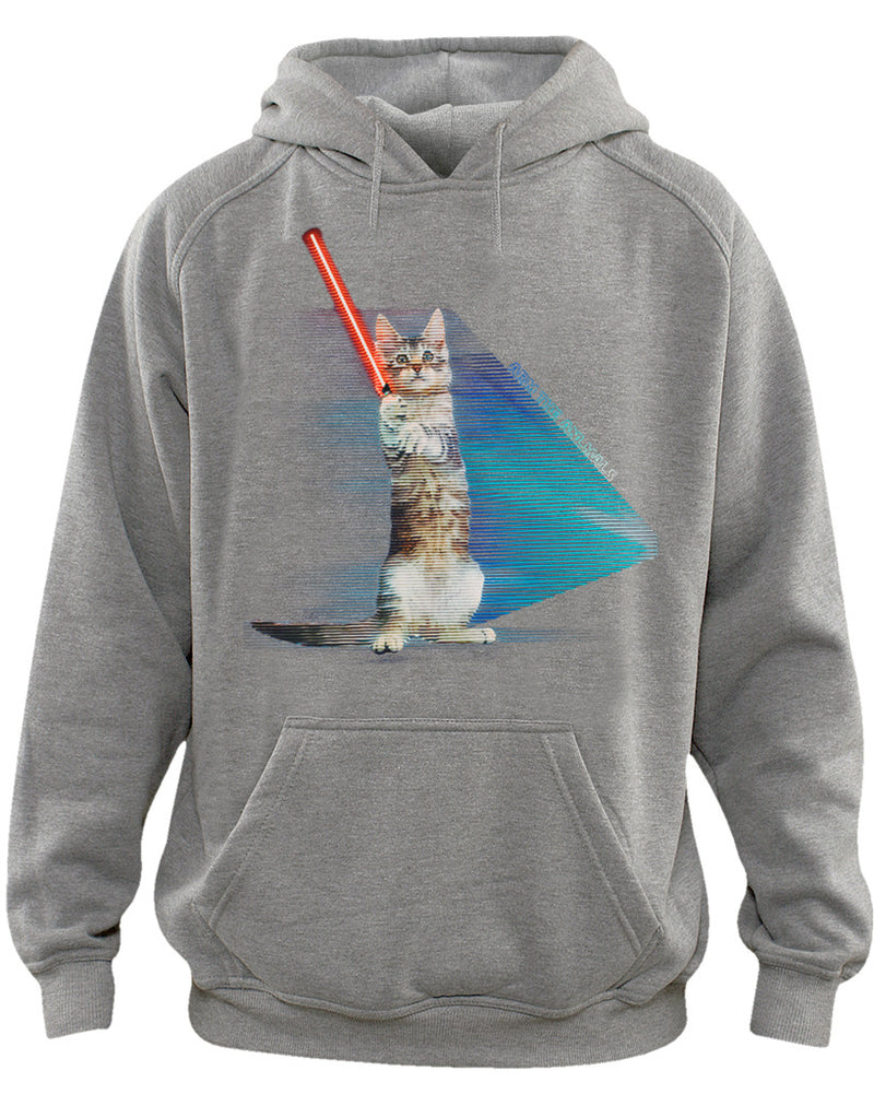 Men's | Hologram Battle Cat | Hoodie