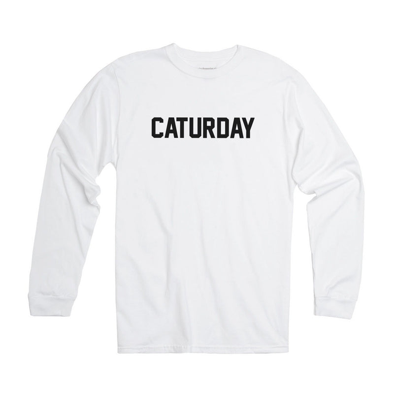Men's | Caturday | Jersey Long Sleeve