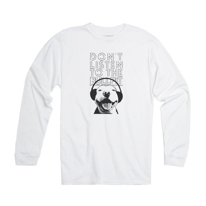 Men's | Don't Listen To The Bullpit | Jersey Long Sleeve