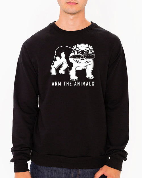 Men's | Bulldog Blade | Crewneck Sweatshirt