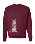 Men's | Mortar Meow | Crewneck Sweatshirt