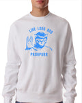 Men's | Live Long and Prospurr | Crewneck Sweatshirt
