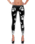 Women's | Paw-sive Aggressive | Leggings