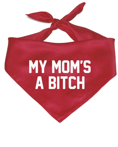 Accessory | My Mom's A B!tch | Pet Bandana