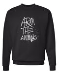 Men's | ATA Splatter Logo | Crewneck Sweatshirt