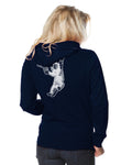 Women's | Cat & The Gat | Zip Hoodie