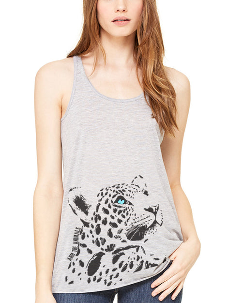 Women's | Grenade Spotted Jagwar | Ideal Tank Top