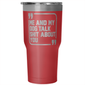 Accessory | Sh*t Talkers (Dog) | 30 Ounce Vacuum Tumbler