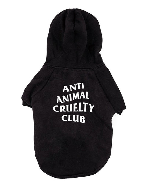 Pet | Anti Animal Cruelty Club | Casual Hoodie
