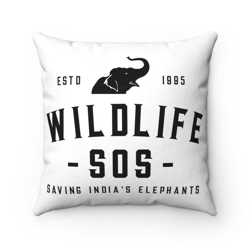 Accessory | WLSOS (1995) (Black) | Square Pillow